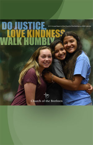 """Do justice, love kindness, walk humbly"""