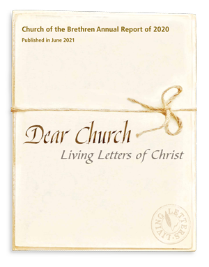 Dear Church: Living Letters of Christ