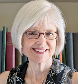 Robin Risser Mundey portrait