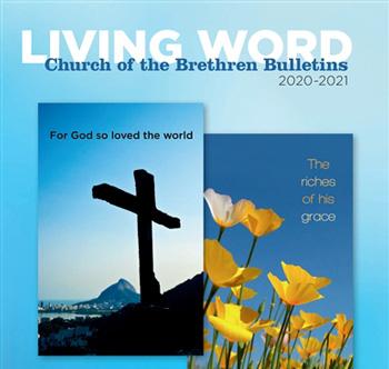 Living Word bulletin thumbnail