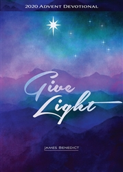 2020 Advent Devotional Cover - Give Life
