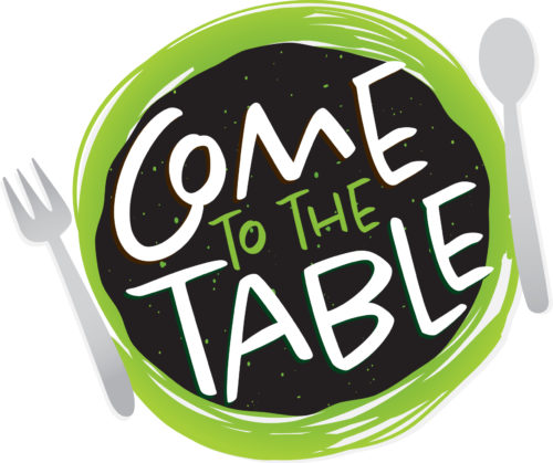 Come to the Table - Vacation Bible School 2021 logo