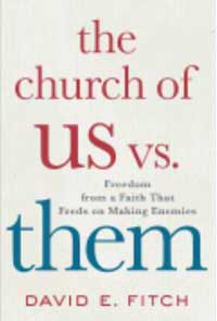 The Church of Us vs Them cover