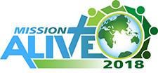 Mission Alive 2018 logo