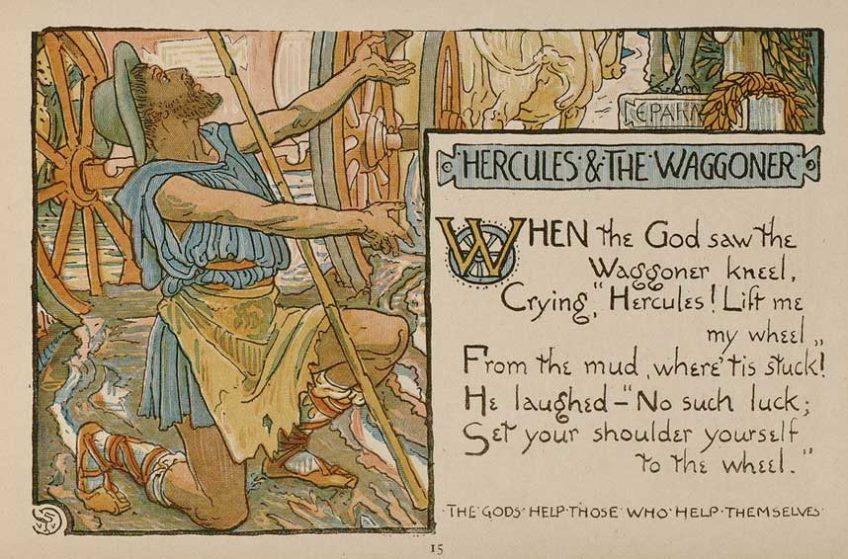Hercules & The Wagoner