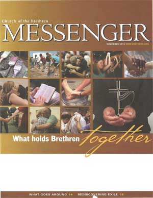 What holds Brethren together?