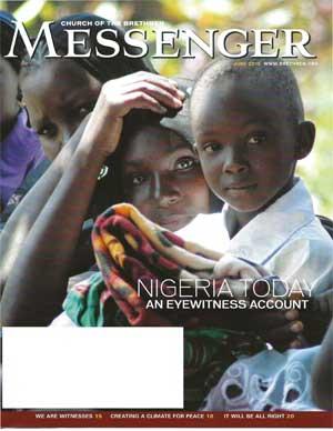 Nigerian boy and woman