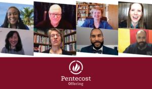 Pentecost offering 2021 image