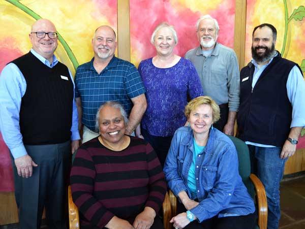 NOAC planning committee members