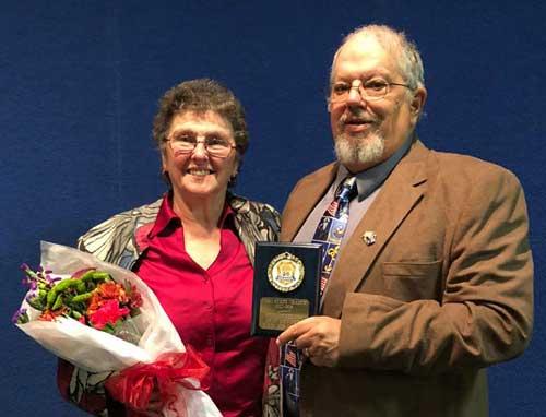 Sue and John Strawser