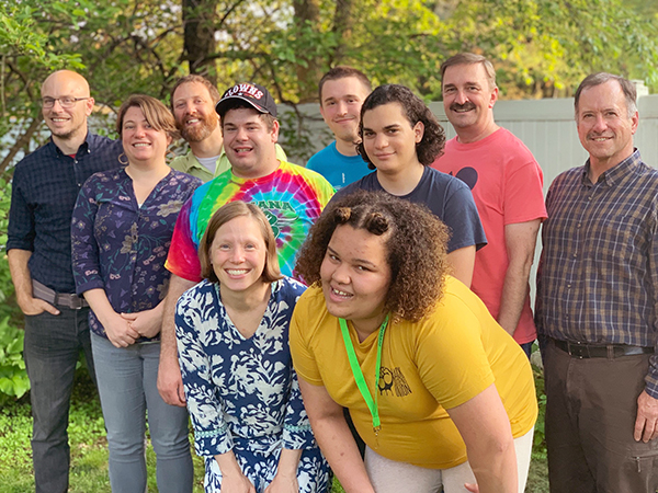 The 2019 Ministry Summer Service group