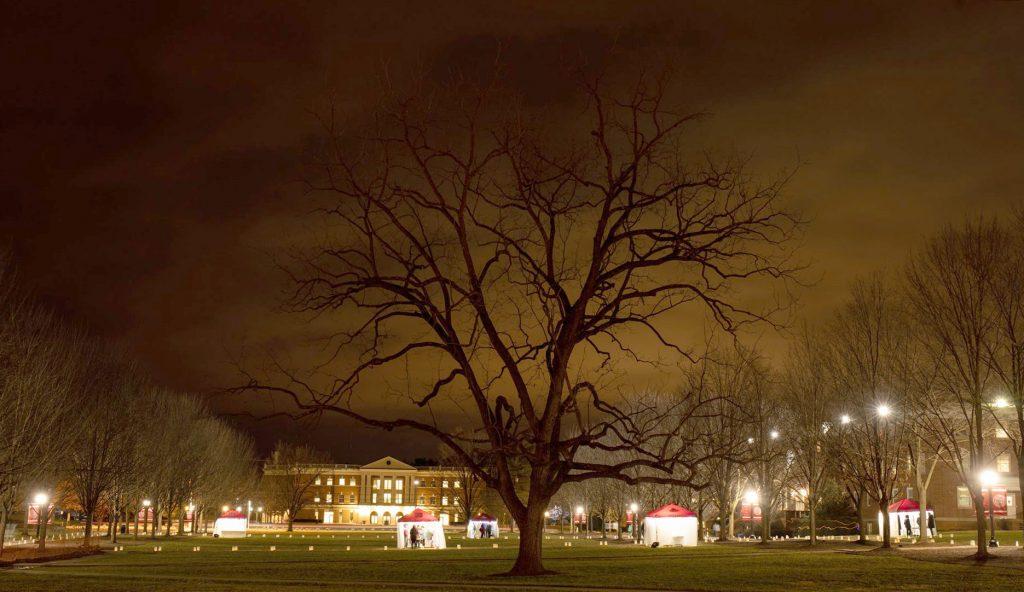 Bridgewater campus alit