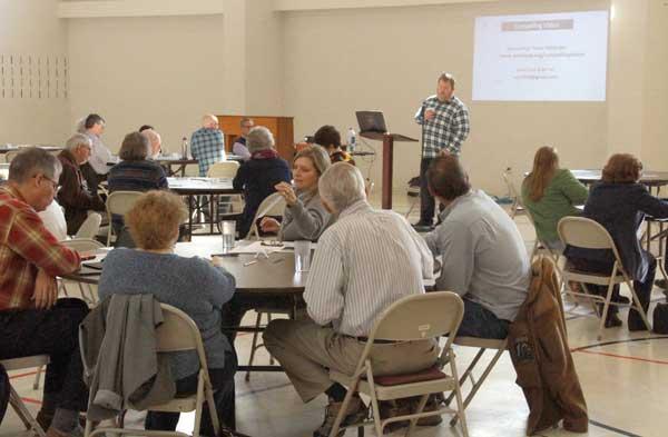 Compelling Vision Gathering at Manassas Church of the Brethren