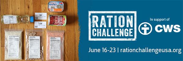 CWS ration challenge
