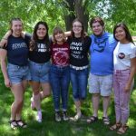 2017 Ministry Summer Service participants