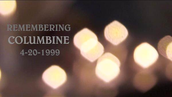 Remembering columbine 4-20-1999
