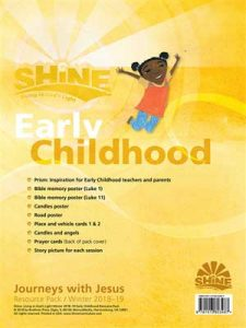 Shine early childhood winter 2018