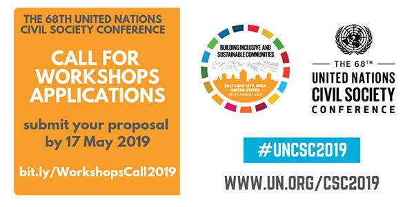 UN civil society conference