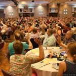 A vote at annual conference