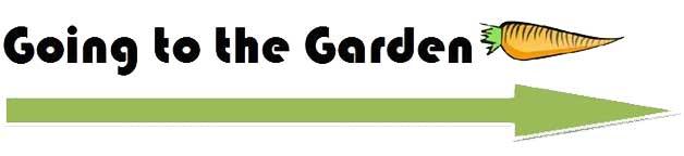 Going to the Garden logo