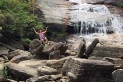 Graveyard Falls Hike - NOAC 2019