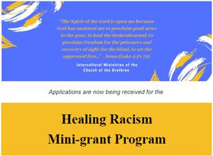 Healing Racism mini-grants