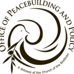 Office of Peacebuilding and Policy Logo